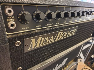 Mesa Boogie Caliber .50 med EQ 50W Top
